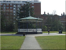 SP3165 : Bandstand, Pump Room Gardens, Leamington Spa by JThomas