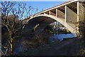 SD4964 : M6 bridge over River Lune by Ian Taylor