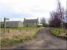 NZ0667 : Slate House, Welton by Andrew Curtis