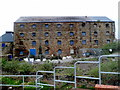 SN5000 : South side of the former Buckley Brewery, Llanelli by Jaggery