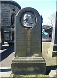 NT2674 : Grave of David Allan, Old Calton Burying Ground by kim traynor