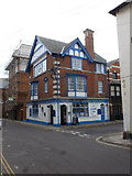 SY6878 : Weymouth: The Globe Inn by Chris Downer