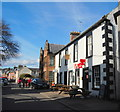 NH7867 : The Cromarty Arms, Church Street, Cromarty by Bill Harrison