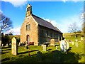 NY5943 : All Saints Church, Renwick, Kirkoswald, Cumbria by Rude Health