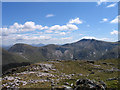 NN1648 : Summit area of Stob Dubh by Trevor Littlewood