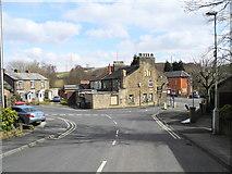 SD9600 : Old Road, Hazelhurst/Ashton-under-Lyne by John Topping