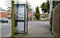 J3674 : Telephone box, Belfast  (26) by Albert Bridge