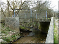 TQ4990 : Bridge over River Rom by Robin Webster
