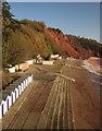 SX9265 : Oddicombe beach by Derek Harper