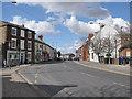 SE8741 : York Road, Market Weighton by Pauline E