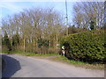 TM4770 : Monastery Hill & footpath to Dunwich Cliffs by Adrian Cable