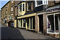 SK2168 : Shop premises empty in Bakewell (4) by Peter Barr