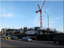 TQ3978 : Greenwich Square under construction (2) by Stephen Craven