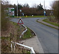 SP7588 : Langton Road near the A6 roundabout by Mat Fascione