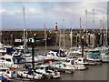 ST0743 : Watchet Marina by nick macneill