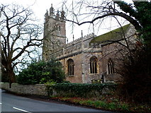 ST6390 : Grade I listed St Mary's Church, Thornbury by Jaggery