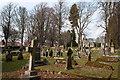 NZ0516 : Cemetery in Barnard Castle by Trevor Littlewood