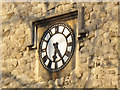 TQ3978 : Christ Church clock by Stephen Craven