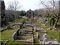 SK4391 : Moorgate Cemetery and Chapel by Graham Hogg