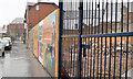 J3674 : Bloomfield Avenue development site, Belfast (2013-1) by Albert Bridge