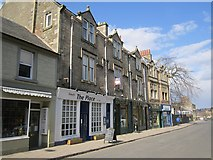 NT4728 : High Street, Selkirk by Richard Webb