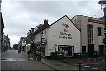 NN1073 : The Edinburgh Woollen Mill by N Chadwick