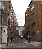 TQ3282 : Cayton Street, London, EC1 by David Hallam-Jones