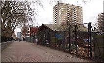 TQ3282 : Ironmonger Row, London, EC1 by David Hallam-Jones