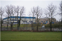 SP4441 : Large industrial premises by Given Up