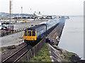 NX0660 : Stranraer Station - 1988 - (2) by The Carlisle Kid