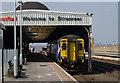 NX0661 : Train entering Stranraer station by The Carlisle Kid