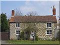 SE7972 : Pretty cottage, Old Malton by Pauline E