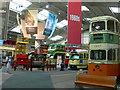 SK3454 : Crich Tramway Exhibition by Eirian Evans