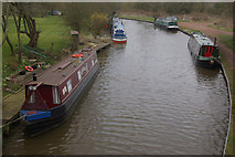 SP0272 : Worcester & Birmingham Canal, Alvechurch by Stephen McKay