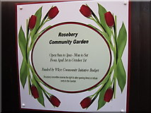 TA0831 : Rosebery Community Garden off Newland Avenue, Hull by Ian S