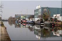 TQ2282 : Grand Union Canal by Martin Addison