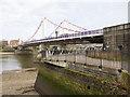 TQ2877 : Chelsea Bridge by David P Howard