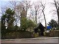NZ2643 : Wicket gate at St Cuthbert's Church, Durham by Robert Graham