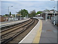 TQ3059 : Coulsdon Town railway station by Nigel Thompson