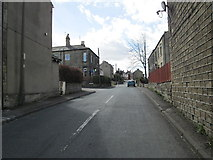 SE2223 : Kilpin Hill Lane - Halifax Road by Betty Longbottom