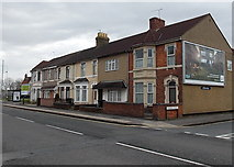SU1585 : Manchester Road houses, Swindon by Jaggery