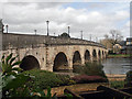 SU9081 : Maidenhead Bridge by Row17