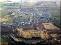 NT0768 : East Calder from the air by Thomas Nugent