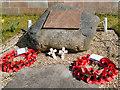 SJ7084 : High Legh War Memorial by David Dixon