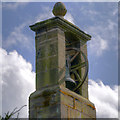 SJ7083 : The Bell Turret, St Mary's Chapel by David Dixon