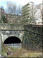 NS5566 : Old railway tunnel by Thomas Nugent