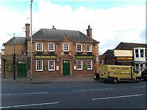 NY4057 : The  Crown Bar,  Carlisle by Kenneth  Allen