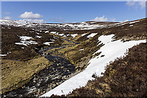NN6069 : Allt Coire na Garidha by William Starkey