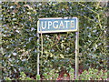 TG2702 : Upgate sign by Adrian Cable