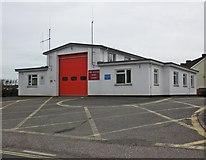 ST0107 : Fire Station, Cullompton by Roger Cornfoot